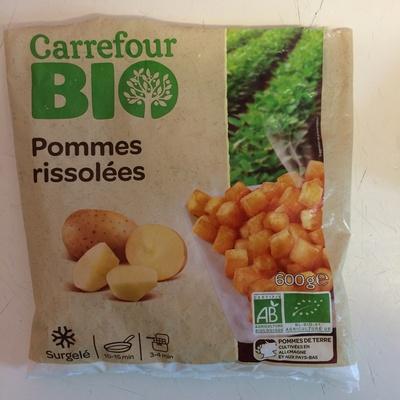 Pommes rissolées Bio - Product