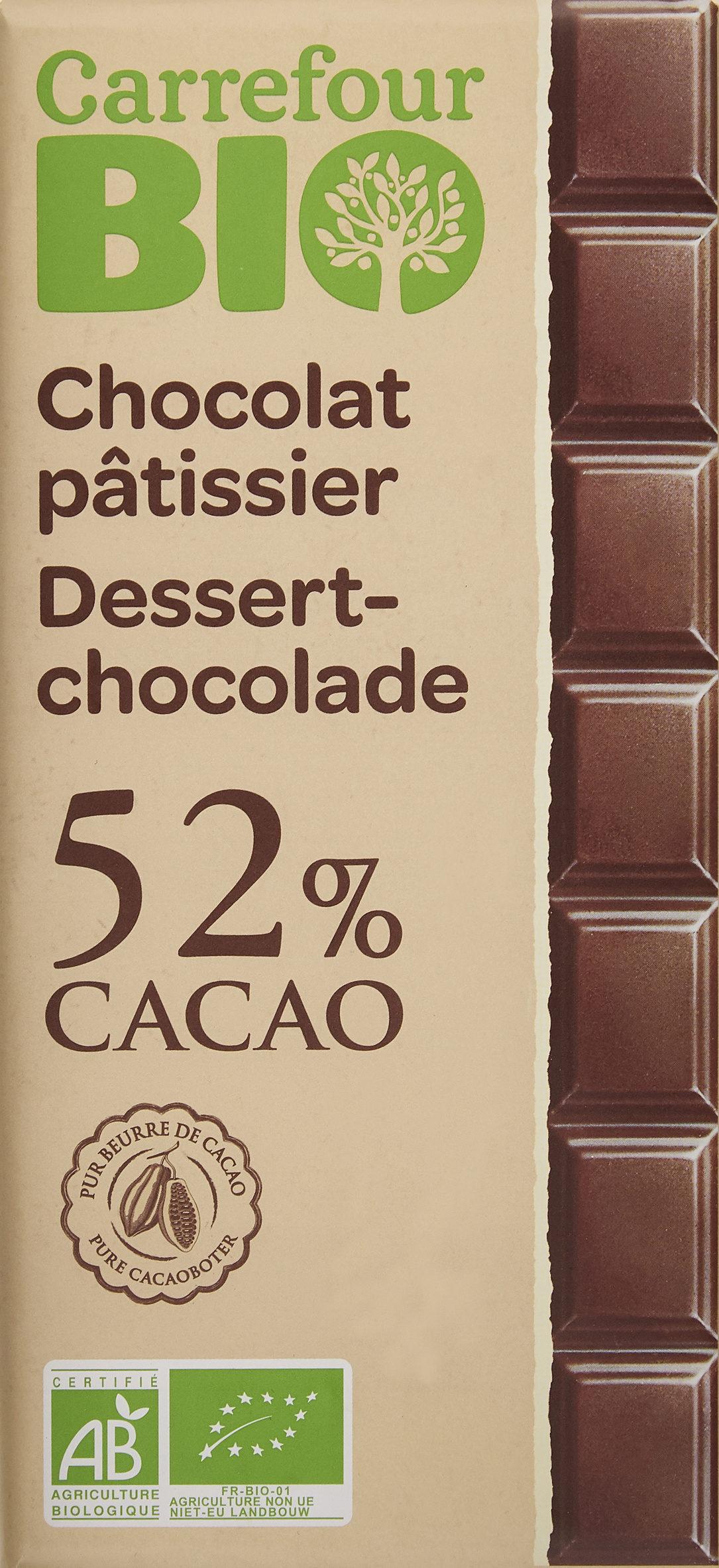 Chocolat Pâtissier - Product