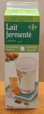Lait fermentéLeben - Produit - fr