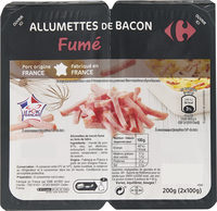 Allumettes de Bacon Fumé - Product