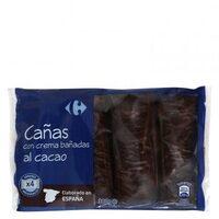 Cañas crema-cacao - Produit - es