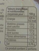 Betterave rouge - Ingrédients - fr