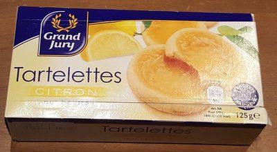 Tartelettes Citron - Produit - fr