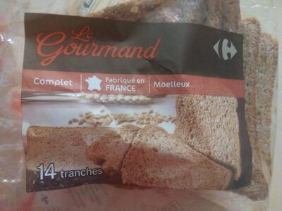 Le Gourmand - Product
