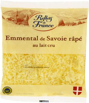 Emmental de Savoie râpé au lait cru - Product
