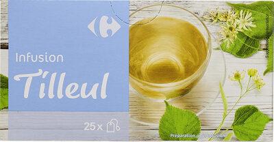 Infusion Tilleul - Produit - fr