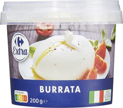 Burrata onctueuse & crémeuse - Prodotto - fr