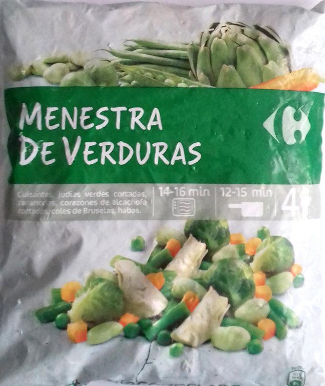 Menestra de Verduras - Produit
