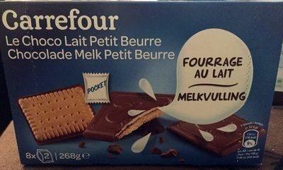 Petits Beurre Chocolat au Lait - Product - fr
