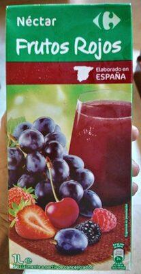 Néctar Frutos Rojos - Producte - es