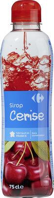 Sirop cerise - Prodotto - fr