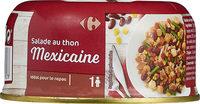 Salade au thon  Mexicaine - Produit - fr