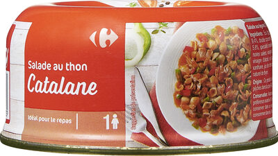 Salade au thon Catalane - Prodotto - fr