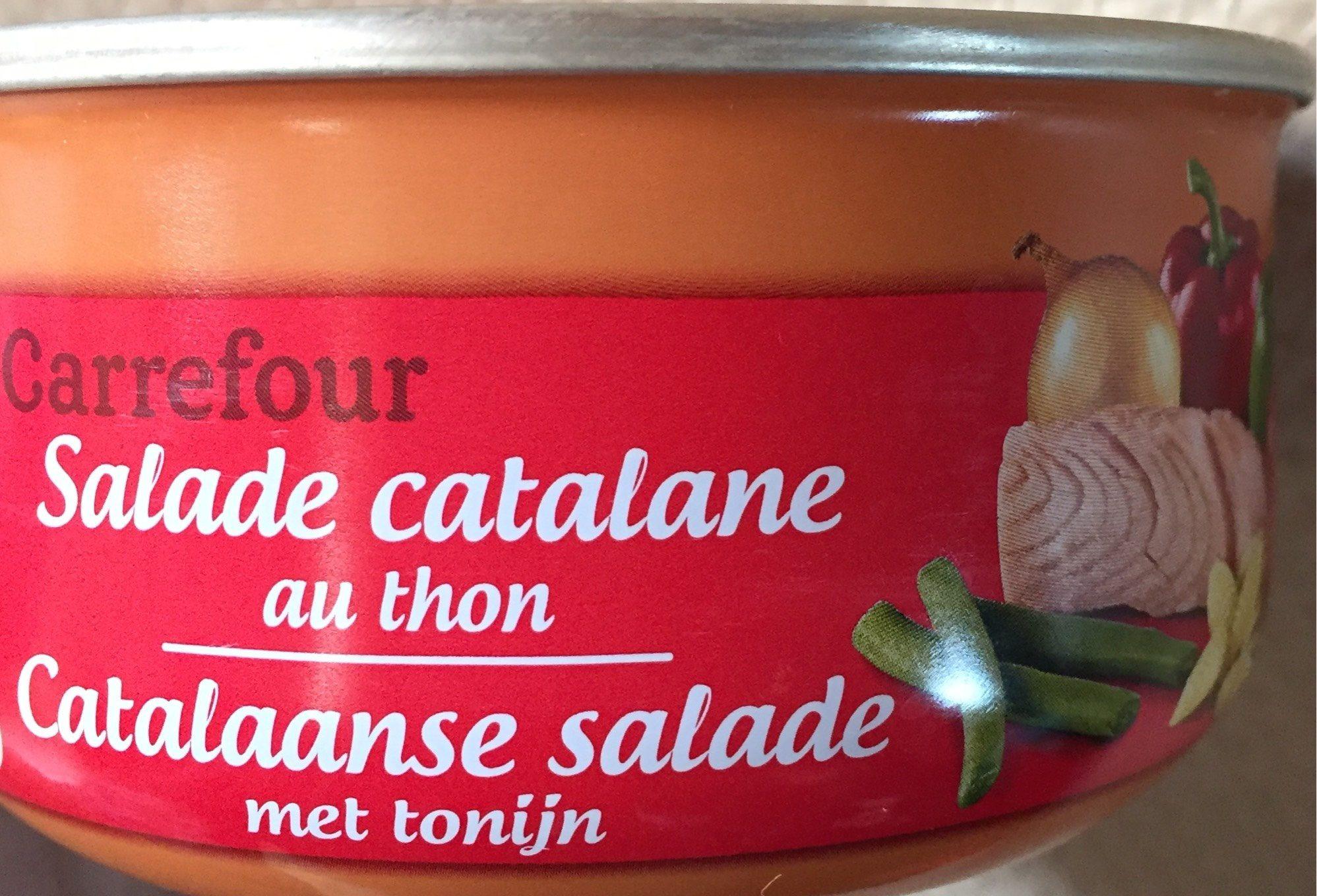 Salade au thon Catalane - Produit