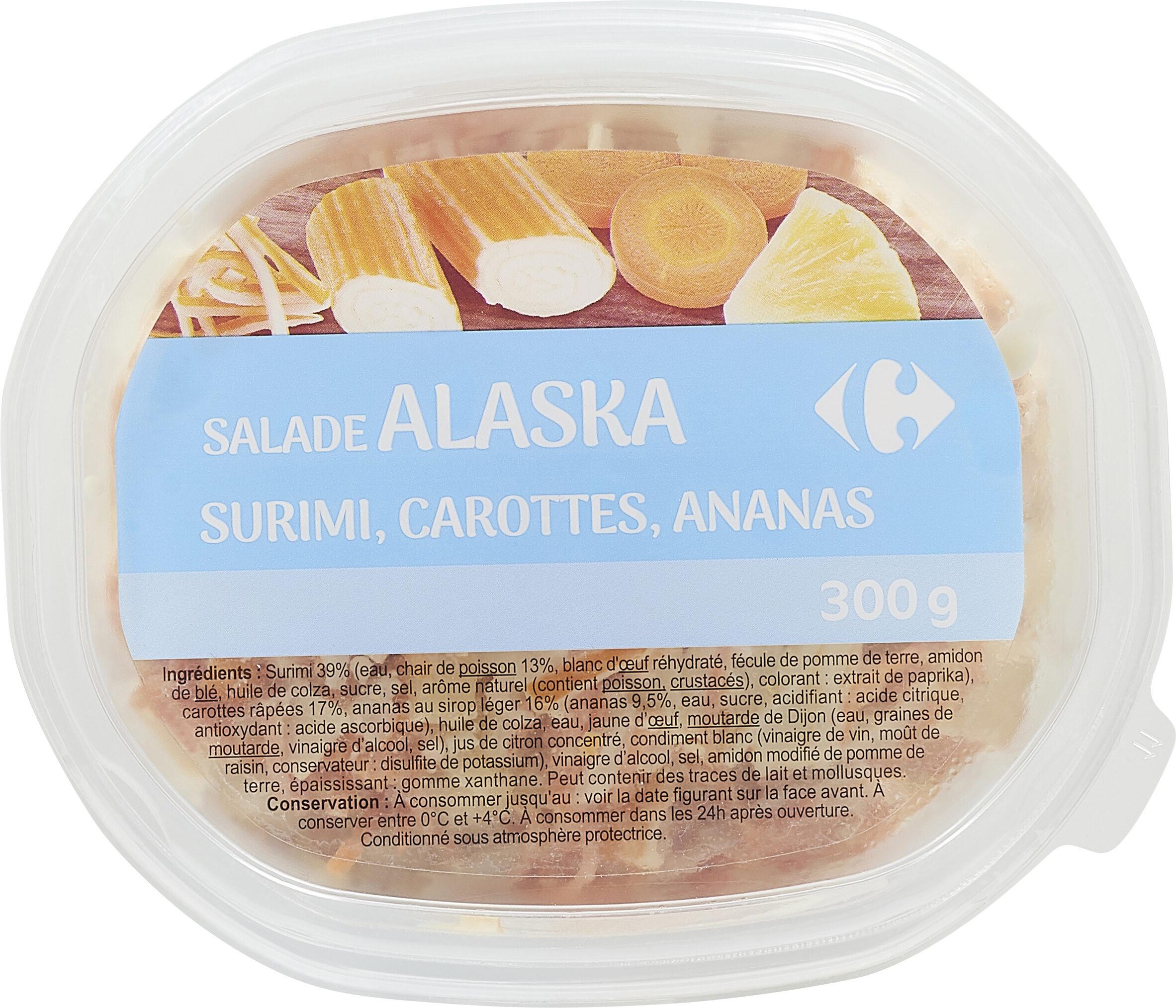 Salade Alaska - Produit - fr