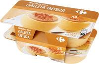 Natillas con GALLETA ENTERA - Producto - es