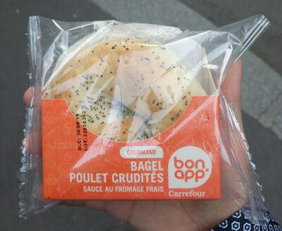 Bagel Poulet Crudités - Product