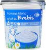 Fromage blanc au lait de Brebis - Produit