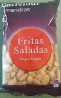 Almendras fritas saladas - Producte