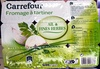 Fromage à tartiner, Ail & Fines Herbes (23,5 % MG) 9 Portions - Produit