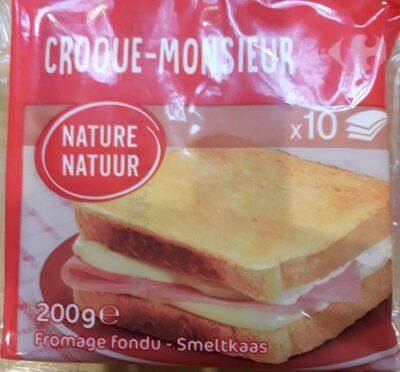 Croque-monsieur - Product - fr