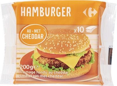 Hamburger - Produit - fr