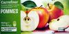 Pomme Compotes allégées en sucres* - Product
