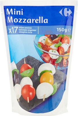 Mini Mozzarella - Produit - fr
