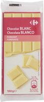 Chocolat blanc - Producto - fr