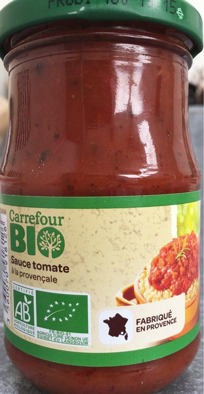 Sauce Tomate à la Povençale - Producto - fr