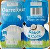Yogur sabor a coco - Product