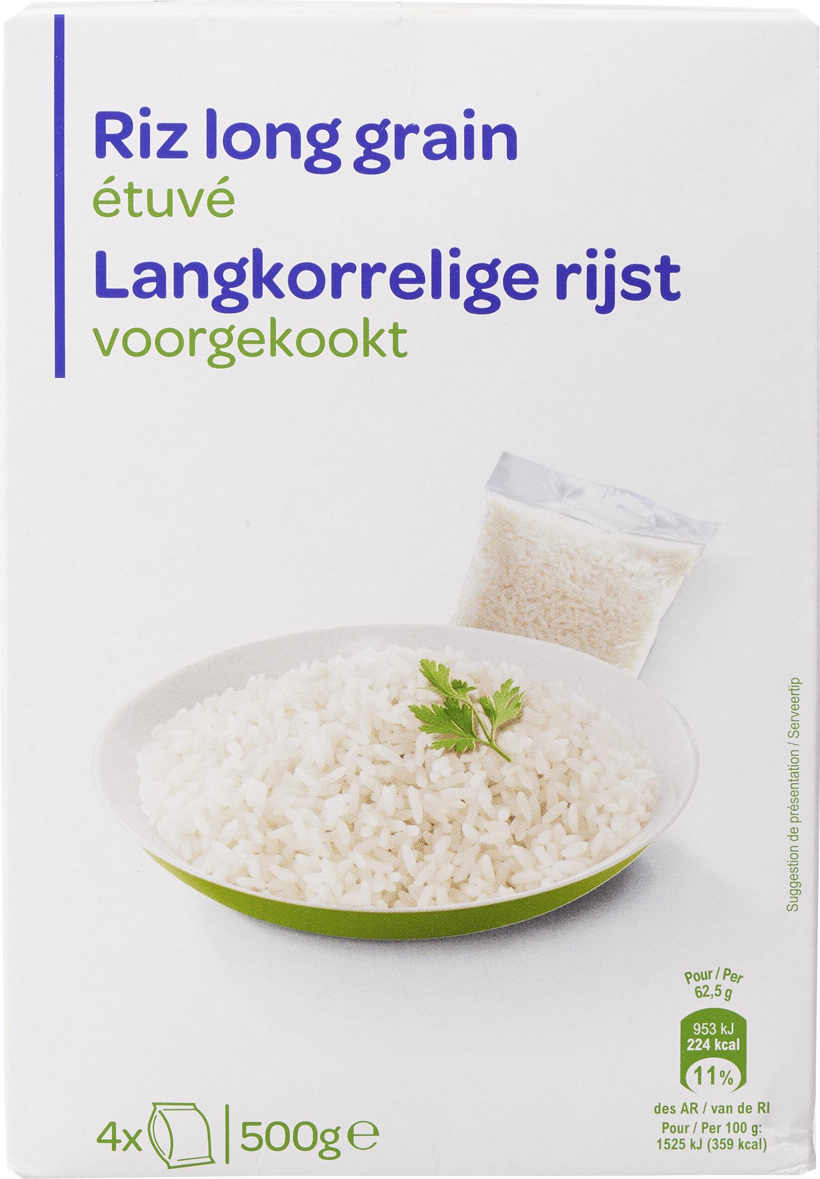 Riz Long Grain - Product - fr