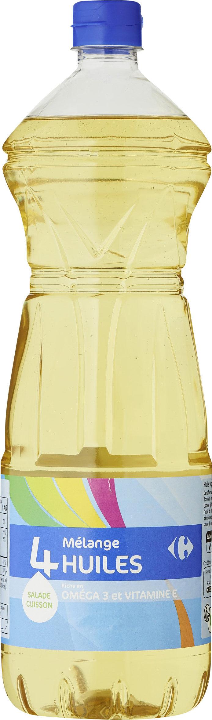 Mélange 4 huiles - Product - fr