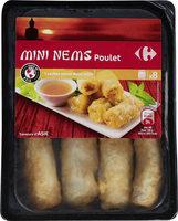 Mini nems poulet - Product