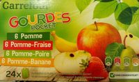 Compote gourde - Product