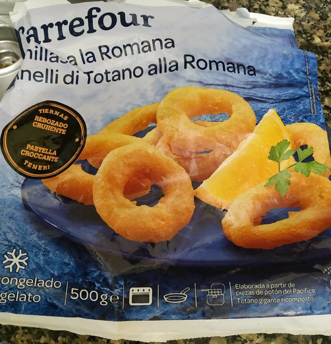 Anillas a la romana - Product