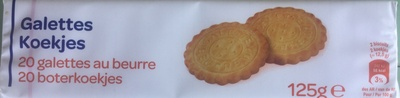Galettes - Producto - fr