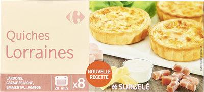 Quiches Lorraines - Produit