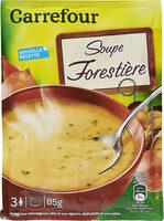 Soupe forestiere carrefour - Prodotto - fr