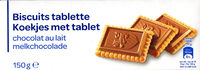 Biscuit tablette - Produkt - pl