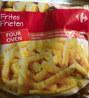 Frites - Producto