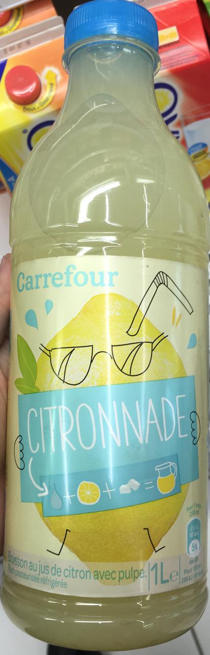 Citronnade - Produkt - fr
