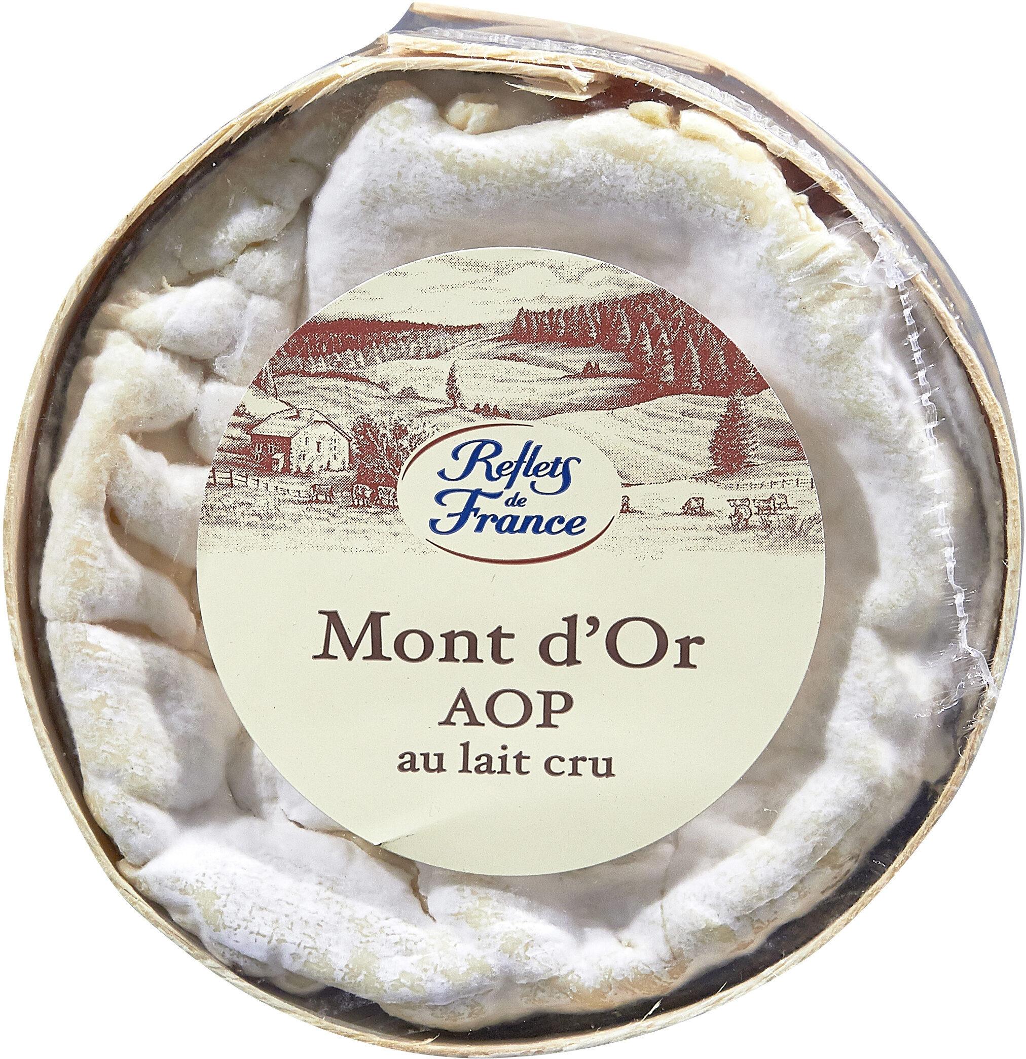 Mont d'Or AOP au lait cru (24% MG) - Produit - fr