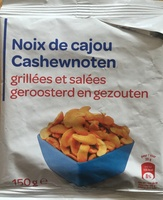 Noix de cajou grillées et salées - Prodotto