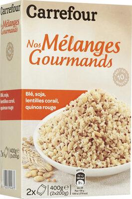 Mélange Gourmand - Produit - fr