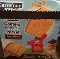 Goûters chocolat - Product - fr