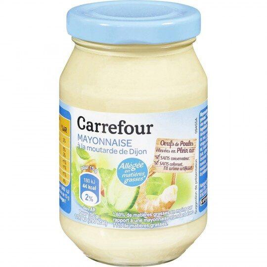 Mayonnaise allégée - Produit - fr