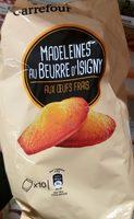 Ma Madeleine au beurre d'Isigny - Product - fr