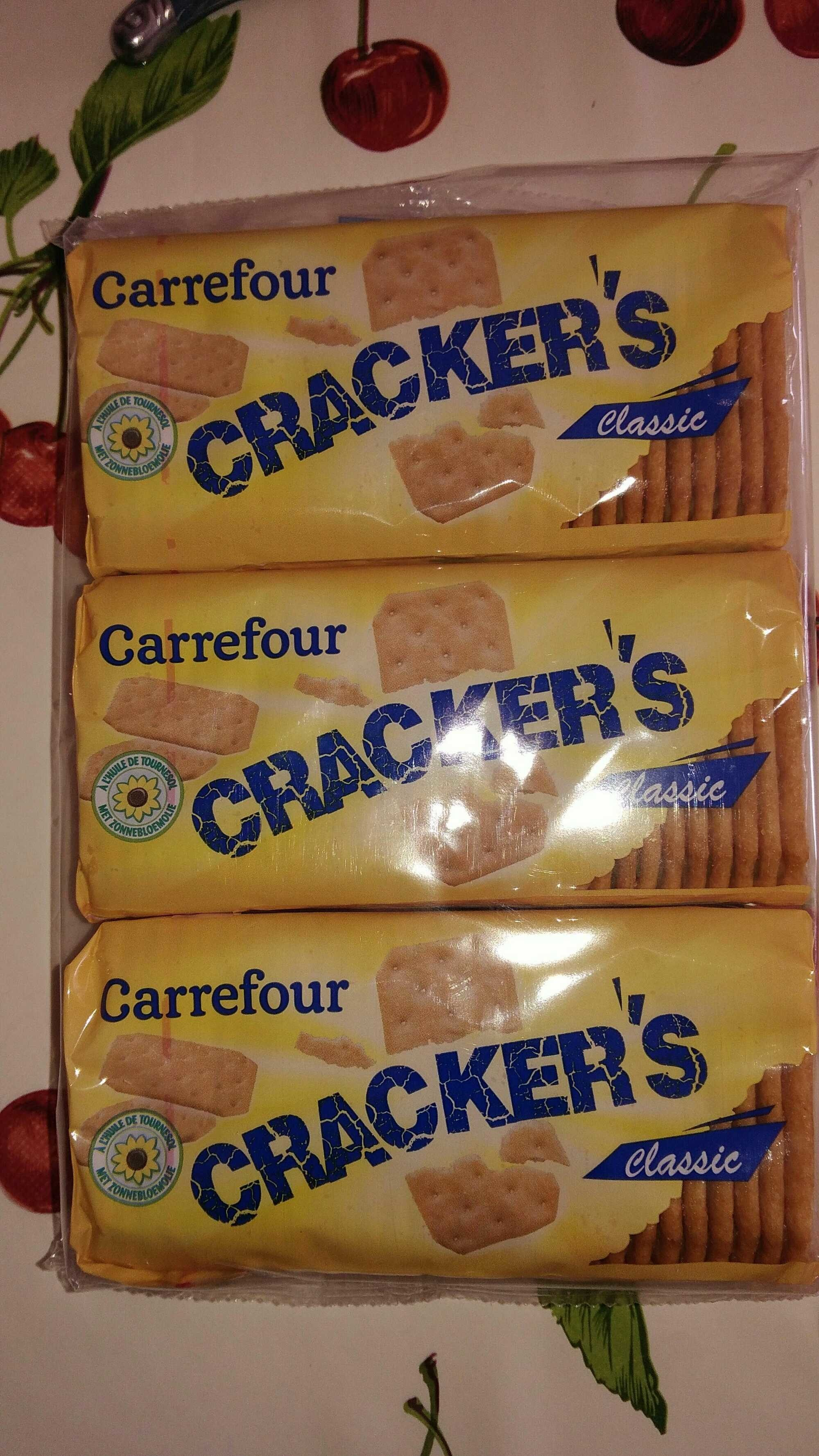 Crackers Classic - Producte