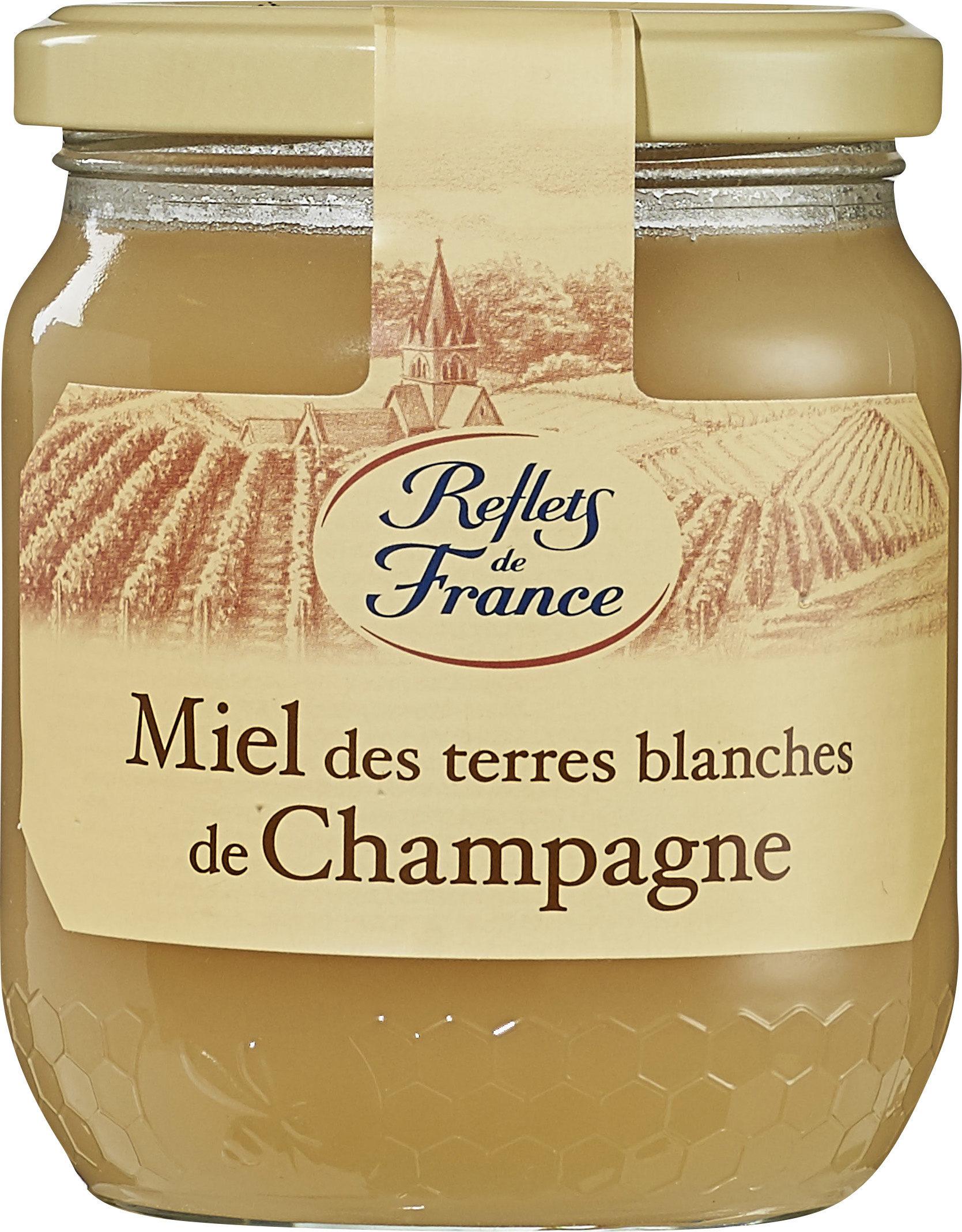 Miel des terres blanches de Champagne - Product - fr